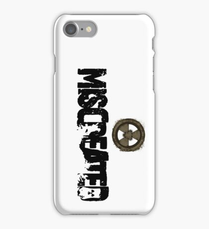 Miscreated Design 1 White (Official) iPhone Case/Skin