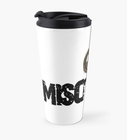 Miscreated Design 1 White (Official) Travel Mug
