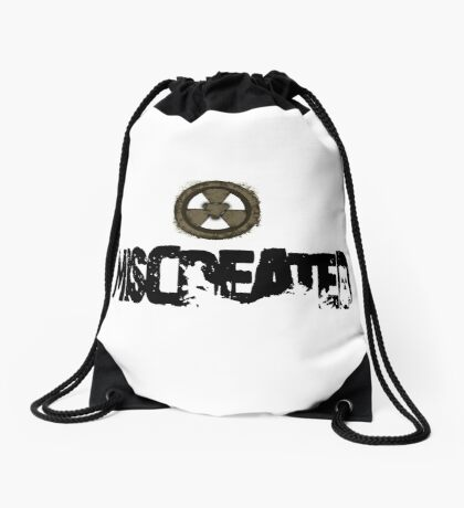 Miscreated Design 1 White (Official) Drawstring Bag
