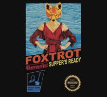 Foxtrot 8-bit by since1979