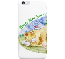 Happy New Year! iPhone Case/Skin