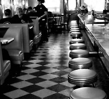 The Diner by SuddenJim