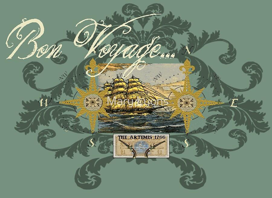 Bon Voyage by Mary Lyons