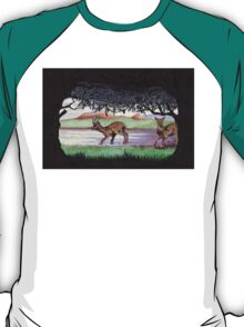 Out of the Forest II `Roe Deer in Morayshire T-Shirt
