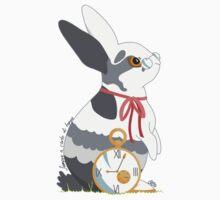 Alice the Rabbit One Piece - Long Sleeve