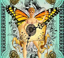 Fairy 1 by Mary Lyons