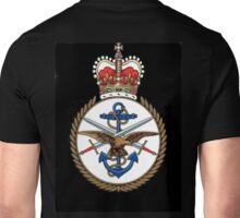 Ministry of Defence Unisex T-Shirt