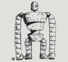 Robot by design-jobber