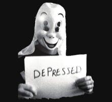 Depressed Smile by PeopleInMyHead