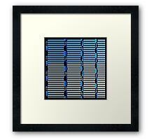 Zephronical Framed Print