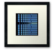 Infiltrator Framed Print