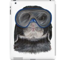 Bubba Loves Goggles iPad Case/Skin