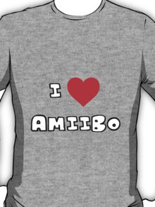 I Heart Amiibo T-Shirt