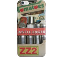 Tins and Recycling iPhone Case/Skin