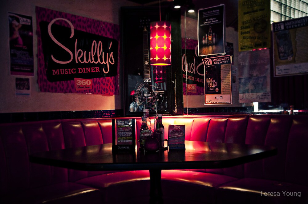 Take a Seat at Skully's by Teresa Young