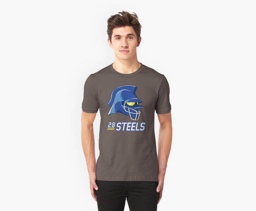 Team Steels by monochromefrog