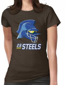 Team Steels Womens Fitted T-Shirt