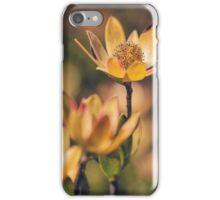 Golden Flowers iPhone Case/Skin