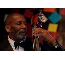 Ron Carter Trio @ Jazz & Blues Festival 2011 Photographic Print