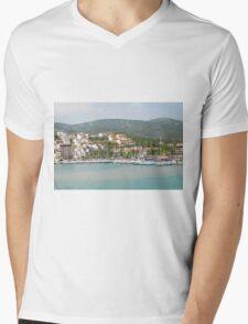 Skiathos coastline, Greece Mens V-Neck T-Shirt