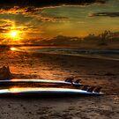 Surfs Up by Don Alexander Lumsden (Echo7)