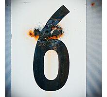 ≡6≡ Photographic Print