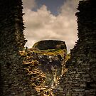 The Ruins of Tintagel Castle  by Photoplex