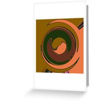 Yin-Yang Greeting Card
