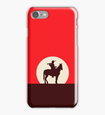 Django Unchained iPhone Case/Skin
