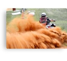 ATV Roost! Canvas Print