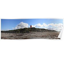 Carpenter Rock`s Light House Poster