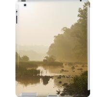 Foggy River iPad Case/Skin