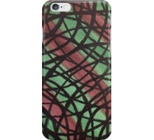 Dull Ribbons iPhone Case/Skin