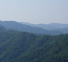 Great Smoky Mountains by rutabaga