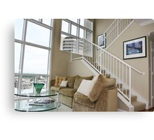 Breath Taking Penthouse - I have the SECRET LOCATION!! ASK ME it's for SALE Canvas Print