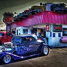 Route 66 by George Lenz