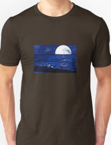 The Night Rolls In T-Shirt