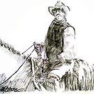 Trail Boss by Seth  Weaver
