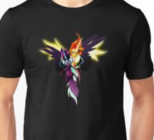 Sunset Shimmer and Twilight Sparkle Unisex T-Shirt