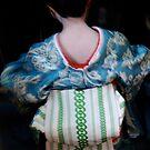 Back view of  woman ,  OSAKA  JAPAN by yoshiaki nagashima