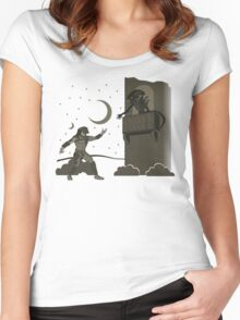 Star-Crossed Lovers Women's Fitted Scoop T-Shirt