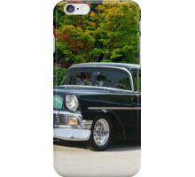 1956 Chevrolet 210 Sports Coupe iPhone Case/Skin