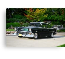 1956 Chevrolet 210 Sports Coupe Canvas Print