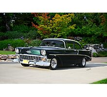 1956 Chevrolet 210 Sports Coupe Photographic Print