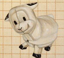 little lamb, little lamb... by Anna  Goodhind