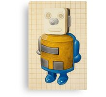 Robot that could  Canvas Print