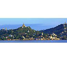 Mandalay, Burma. Photographic Print