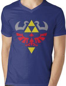 Hylian Hero Mens V-Neck T-Shirt