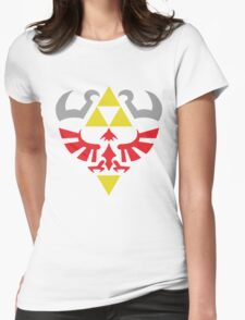 Hylian Hero Womens Fitted T-Shirt