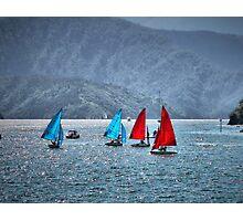 Regatta - Picton Photographic Print